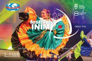 FESTIVALULUI INIMILOR - Sărbătoarea folclorului mondial 2017